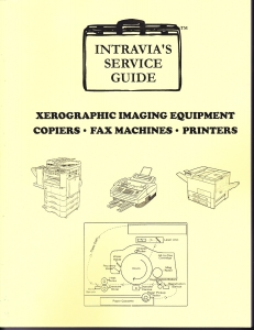 Intravia's The Imaging Guide to Xerographic Equipment