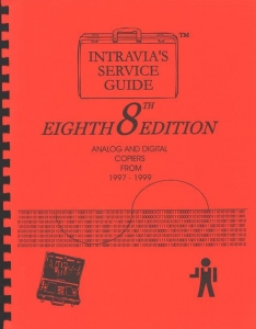 Intravia's 8th (1997-1999) copier service guide
